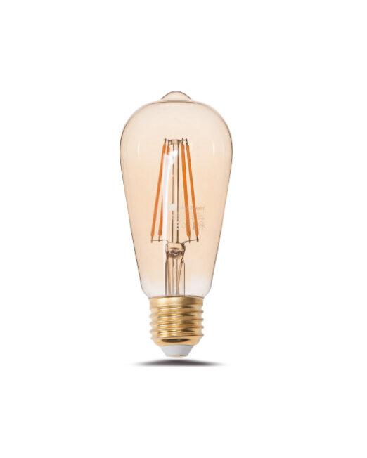Leuchtmittel LED FILAMENT VINTAGE RANGE E27 5W 470LM 2000K