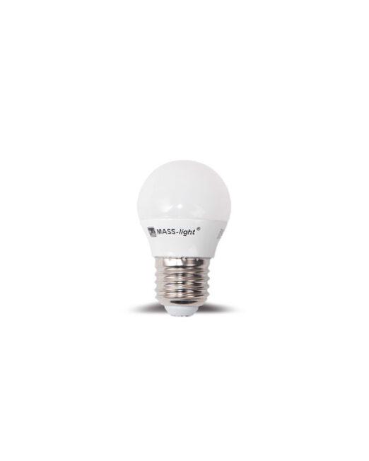Leuchtmittel LED E27 5.4W 500LM 6500K