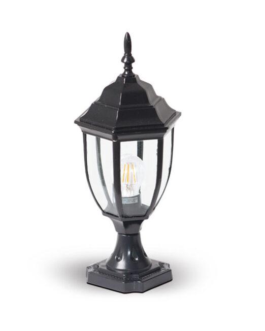 Gartenlampe 215-D BK