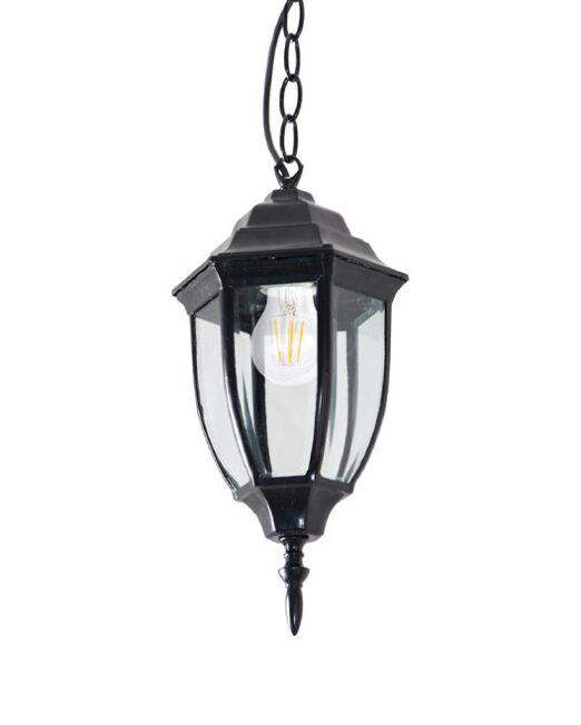 Gartenlampe 215-H BK