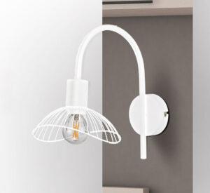 VALENCIA ML-1809044W-01B WALL LAMP WEISS