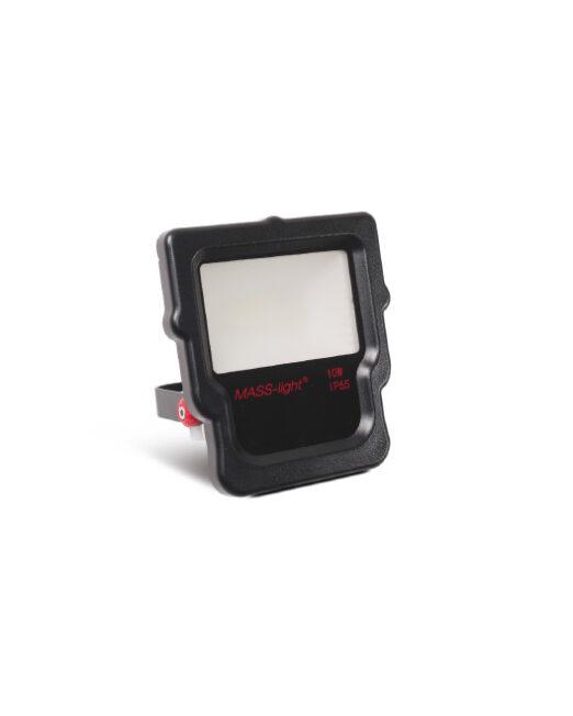 LED REFLEKTOR SCHWARZ 10W 6500K 900-1000LM