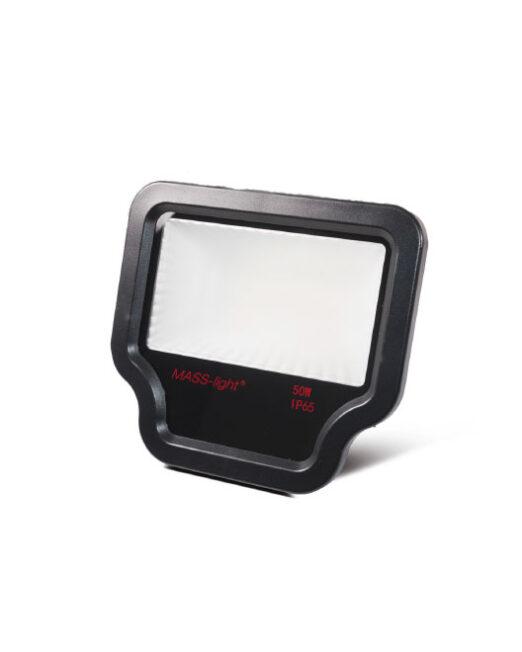 LED REFLEKTOR SCHWARZ 50W 4000-5000LM 6500K