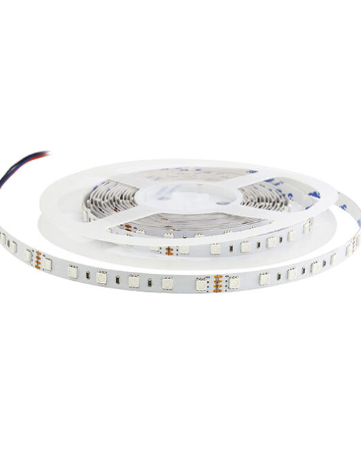 LED Streifen Premium ES-FS5050R GB-60-24-IP 65 RGB