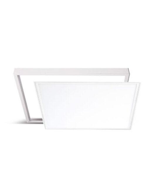 Montage Einbaurahmen für die LED Panels APOLLO 60X60CM NADGRADNI