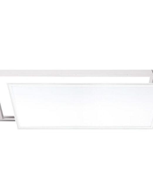 Montage Einbaurahmen für die LED Panels APOLLO 120X30CM NADGRADNI