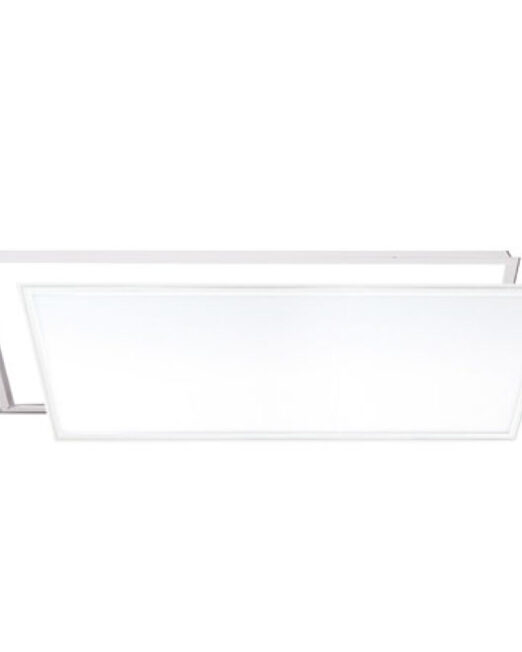 Montage Einbaurahmen für die LED Panels APOLLO 120X30CM UGRADNI