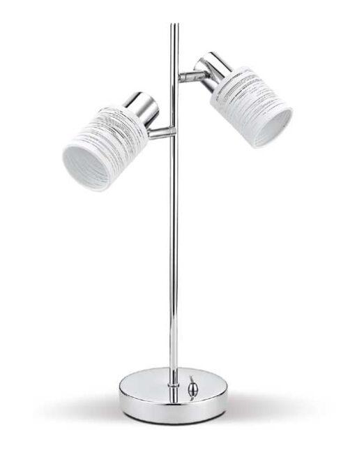 CASABLANCA Tischlampe ML1810018T -02