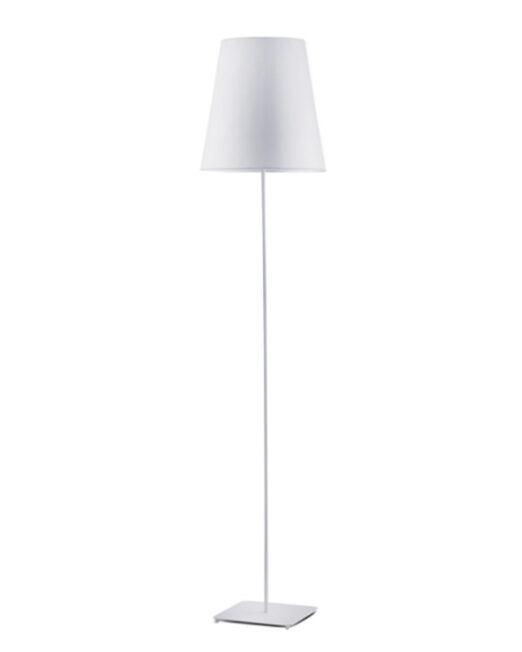 ERMES Stehlampe 1XE27 - Bijela