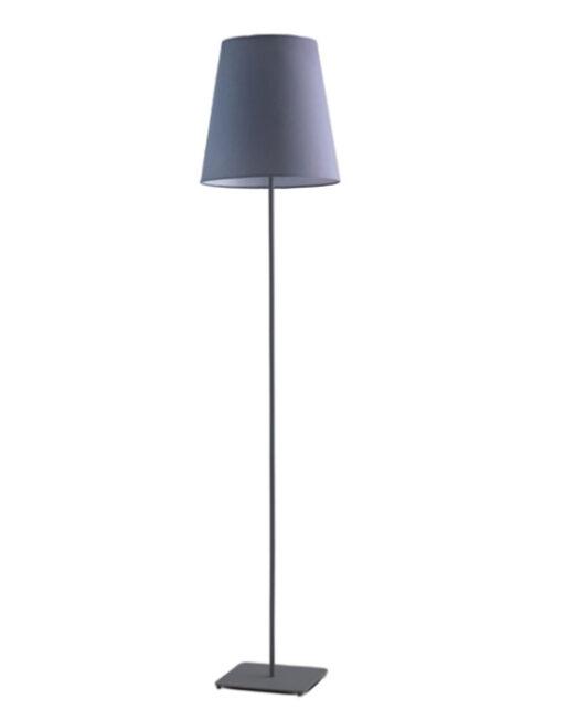 ERMES Stehlampe 1XE27 - Siva