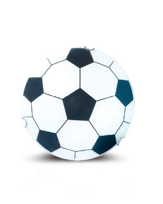 Fussball Kinderzimmer Lampe ML-D-13 67 SCHWARZ