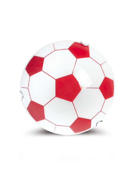 Fussball Kinderzimmer Lampe ML-D-13 67 RED