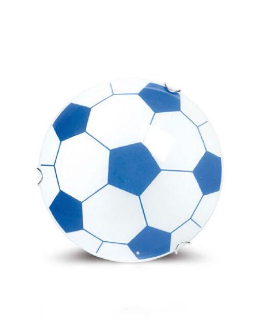 Fussball Kinderzimmer Lampe ML-D-13 67 BLAU